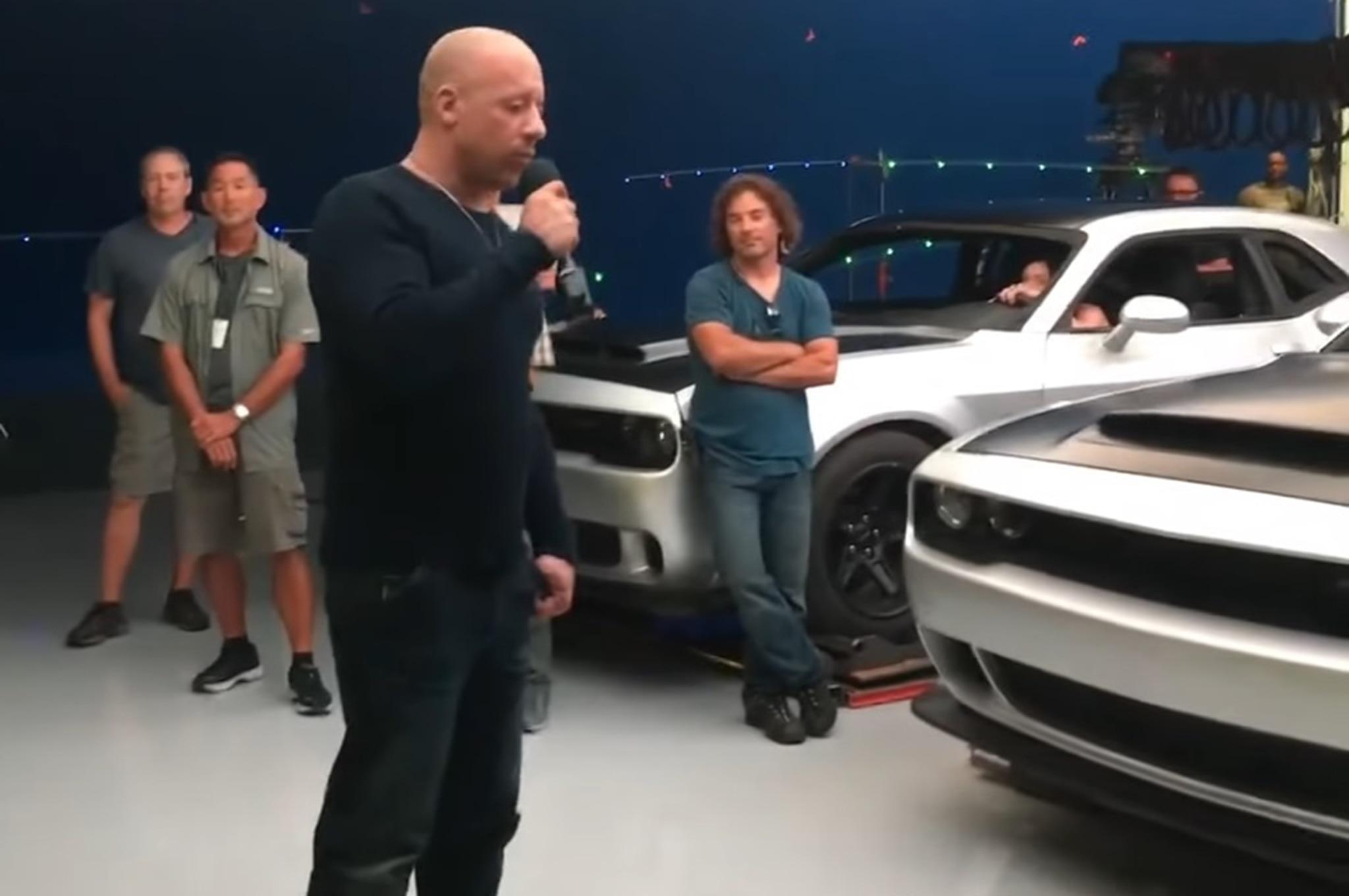 Dodge Challenger Srt Demon 2018 Podr 237 A Haber Sido Filtrado