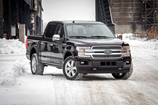 Ford F 150 2018 10