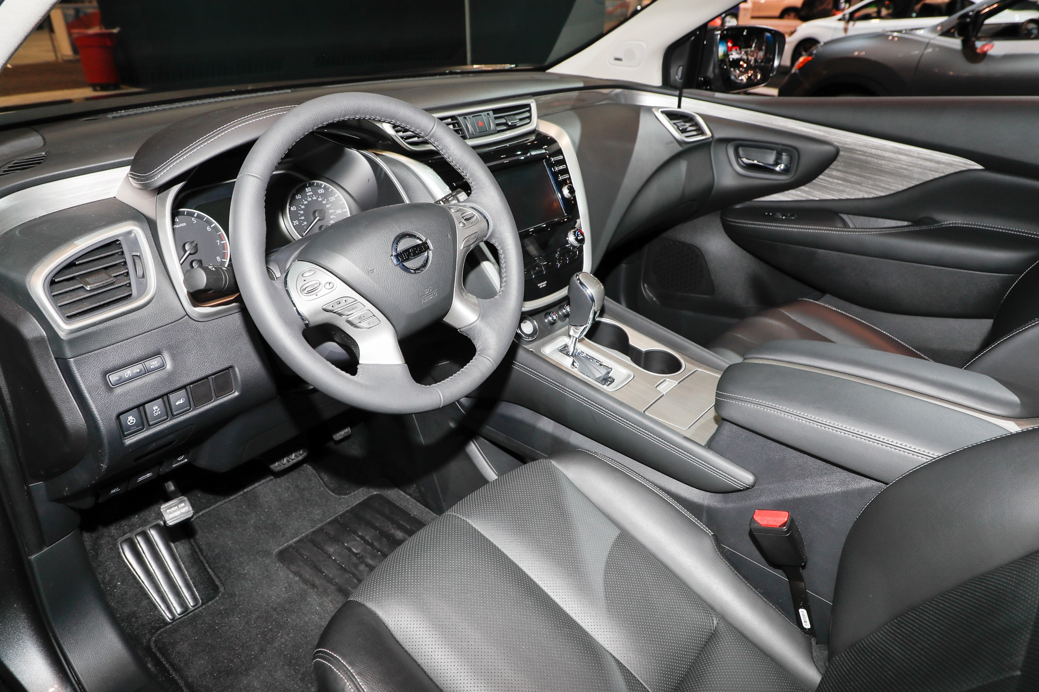 2017-Nissan-Murano-Platinum-Midnight-Edition-interior-1 ...