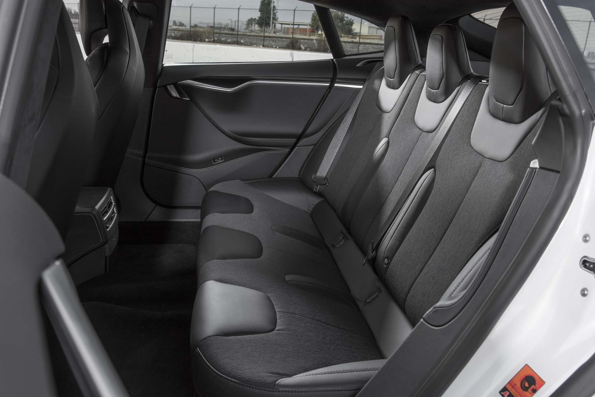 2017-Tesla-Model-S-P100D-rear-interior-seats - Motor Trend ...