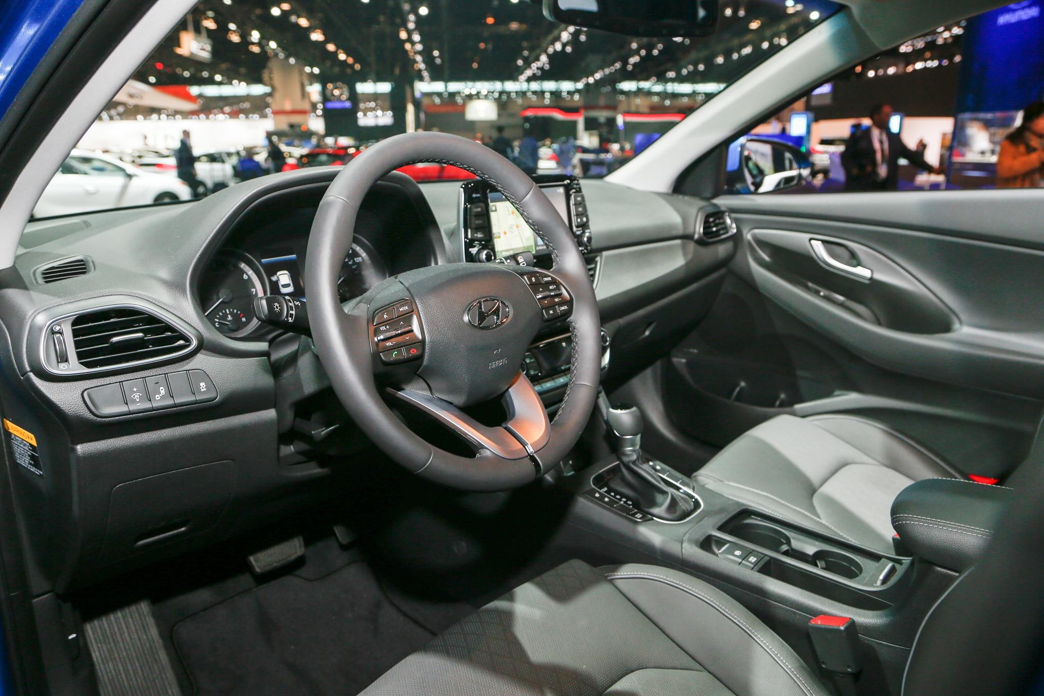 Manual De Motor Hyundai Auto Electrical Wiring Diagram Vanagon Alternator 213 8155 Elantra Gt 2018 Primer Vistazo