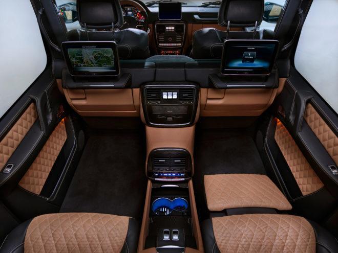 Mercedes Maybach G650 9