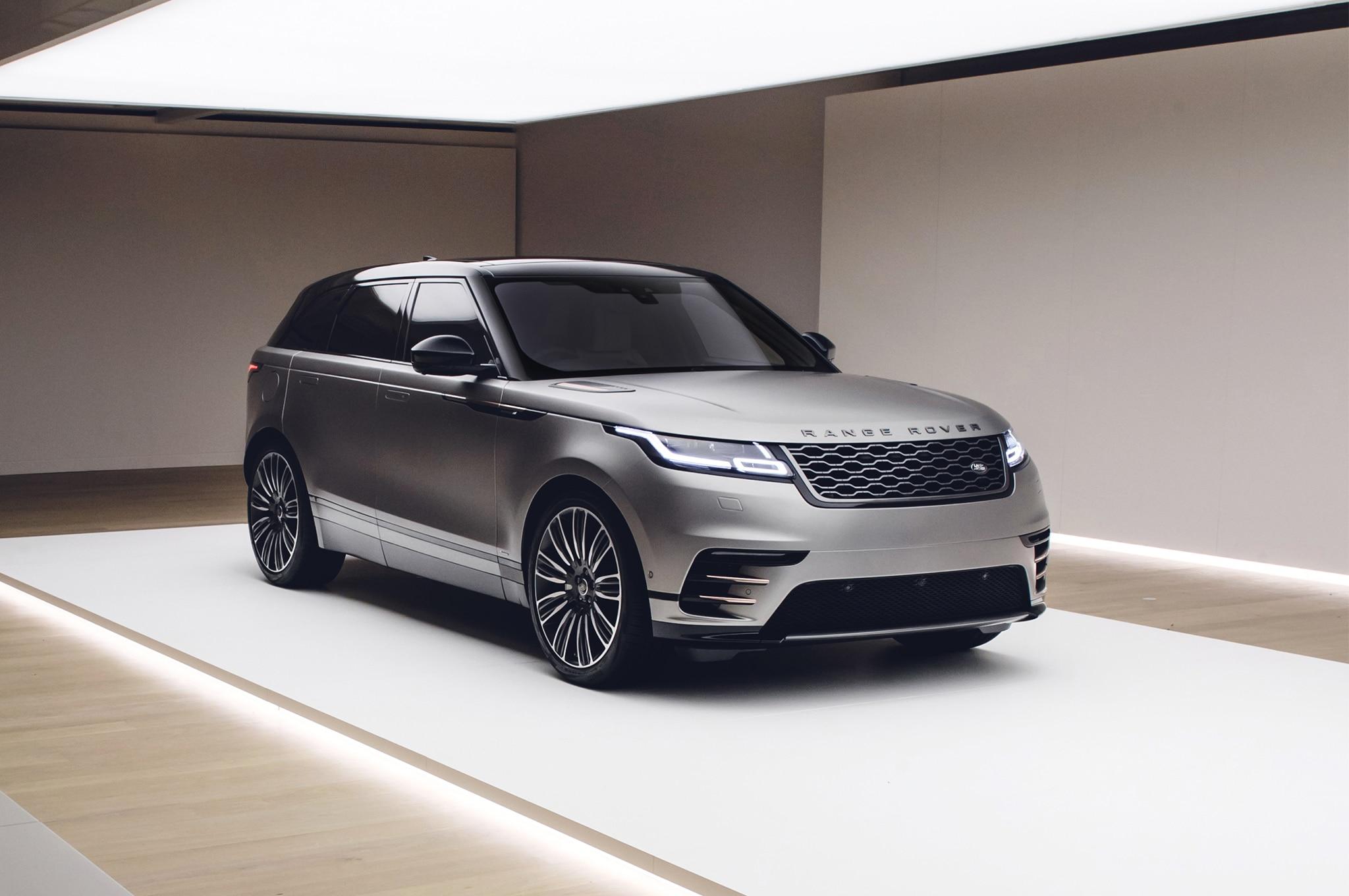 Reno Land Rover >> 2018-Land-Rover-Range-Rover-Velar-front-three-quarters-1 - Motor Trend en Español