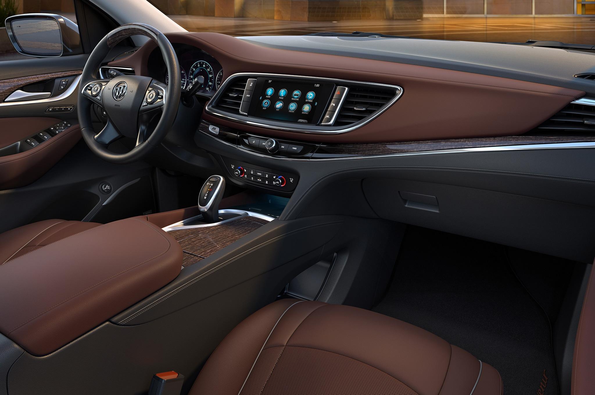 Buick Enclave Avenir 2018 Primer Vistazo Motor Trend En