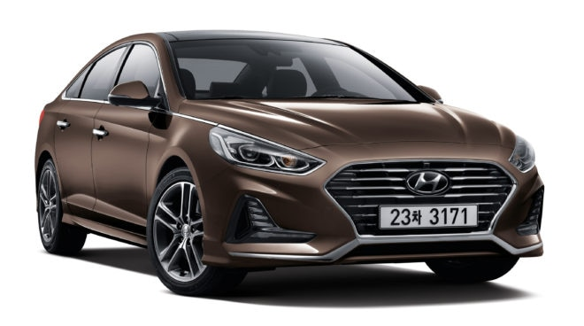 Hyundai Motor Unveils New Sonata in Korea 3