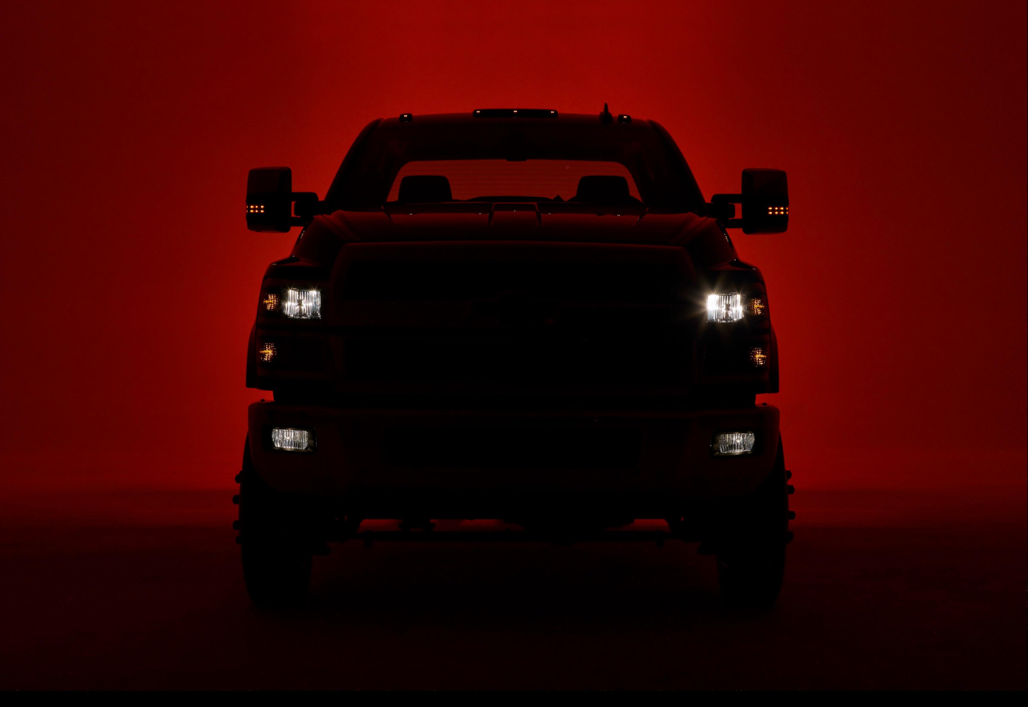 2019 Chevrolet Silverado 4500HD And 5500HD