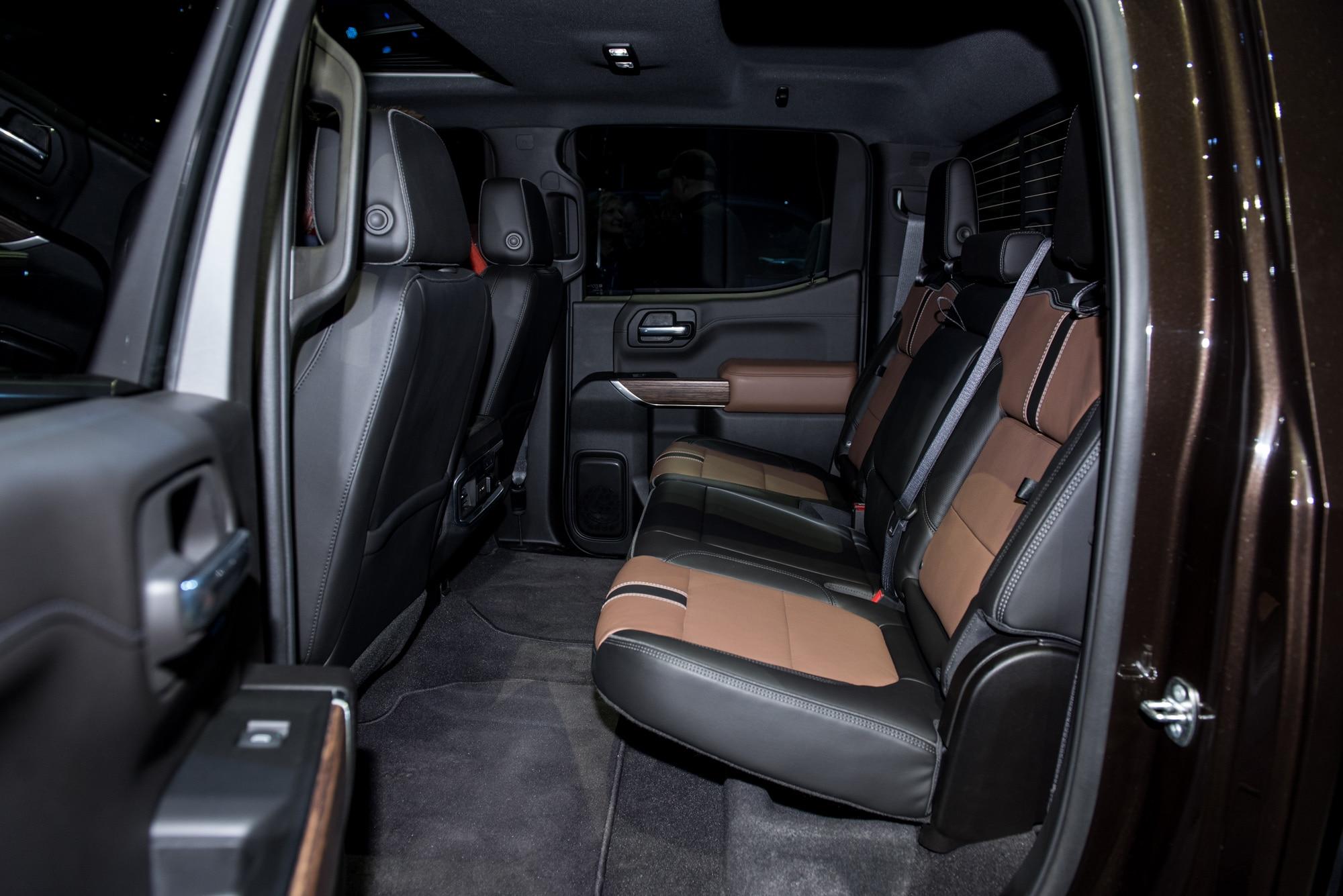 Chevrolet Silverado 1500 2019: Primer Vistazo - Motor ...