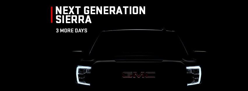 GMC Sierra Teaser