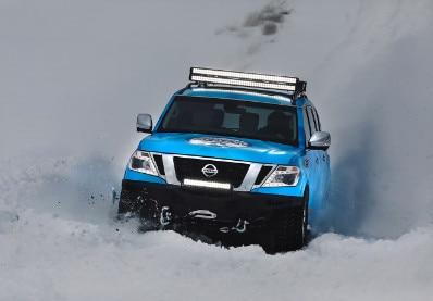 Nissan Armada Snow Patrol Chicago Auto Show 2018 Photo 06