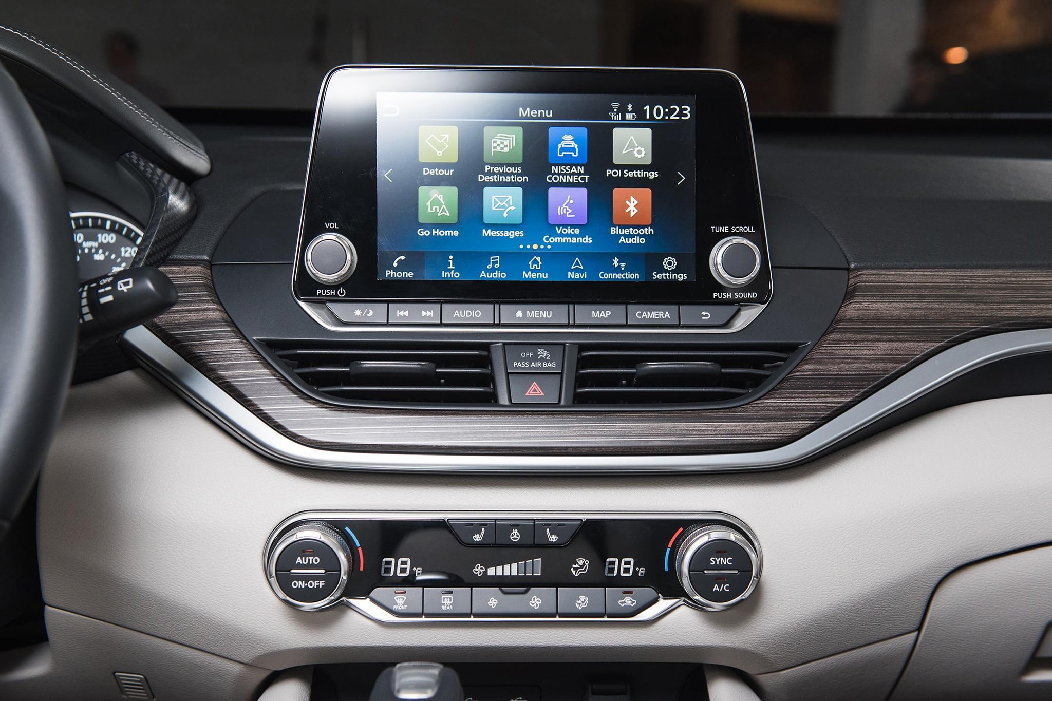 Nissan Altima 2019 Primer Vistazo Motor Trend En Espa 241 Ol