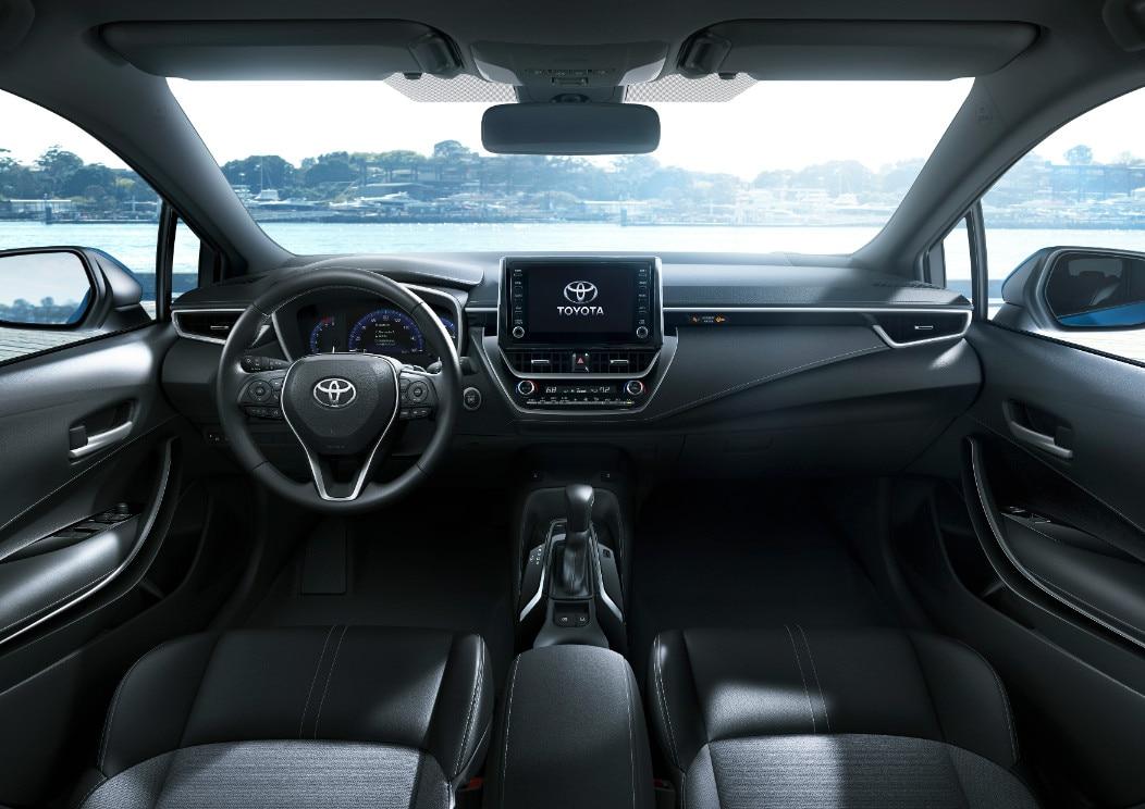 Toyota Corolla Hatchback 2019 Primer Vistazo Motor Trend En Espanol