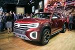 Volkswagen Tanoak Pickup Concept 18