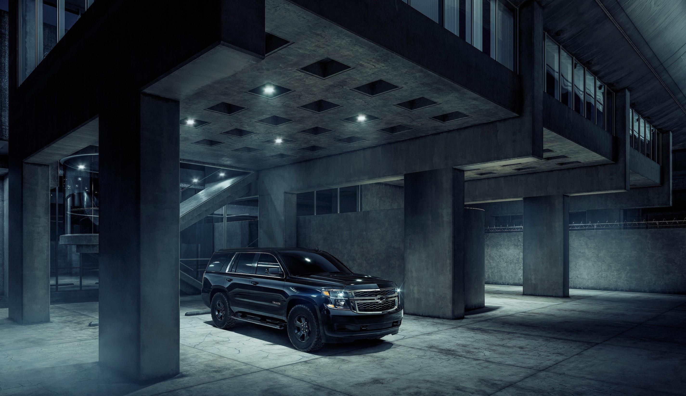 2018 Chevrolet Tahoe Midnight 070
