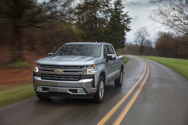 Chevrolet Silverado 2019, disponible desde $29,795 dólares ...
