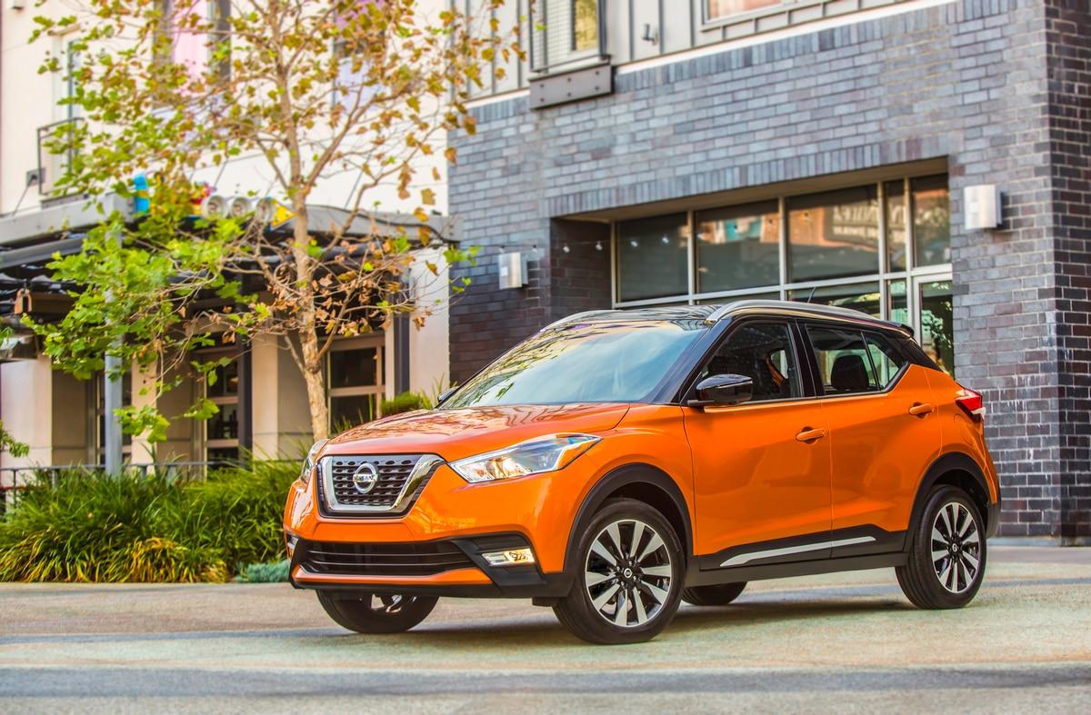 2018 Nissan Kicks 2