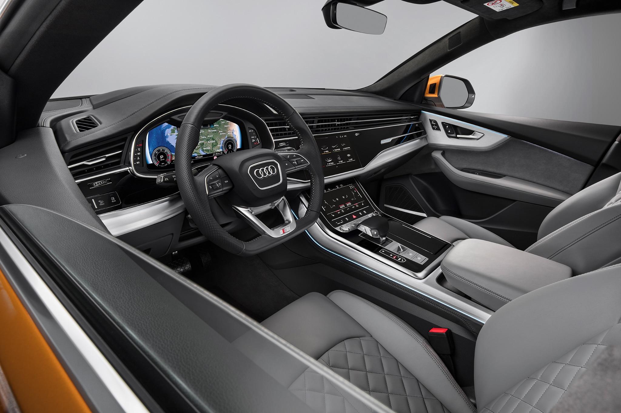 Audi Q Front Interior on 06 Dodge Durango