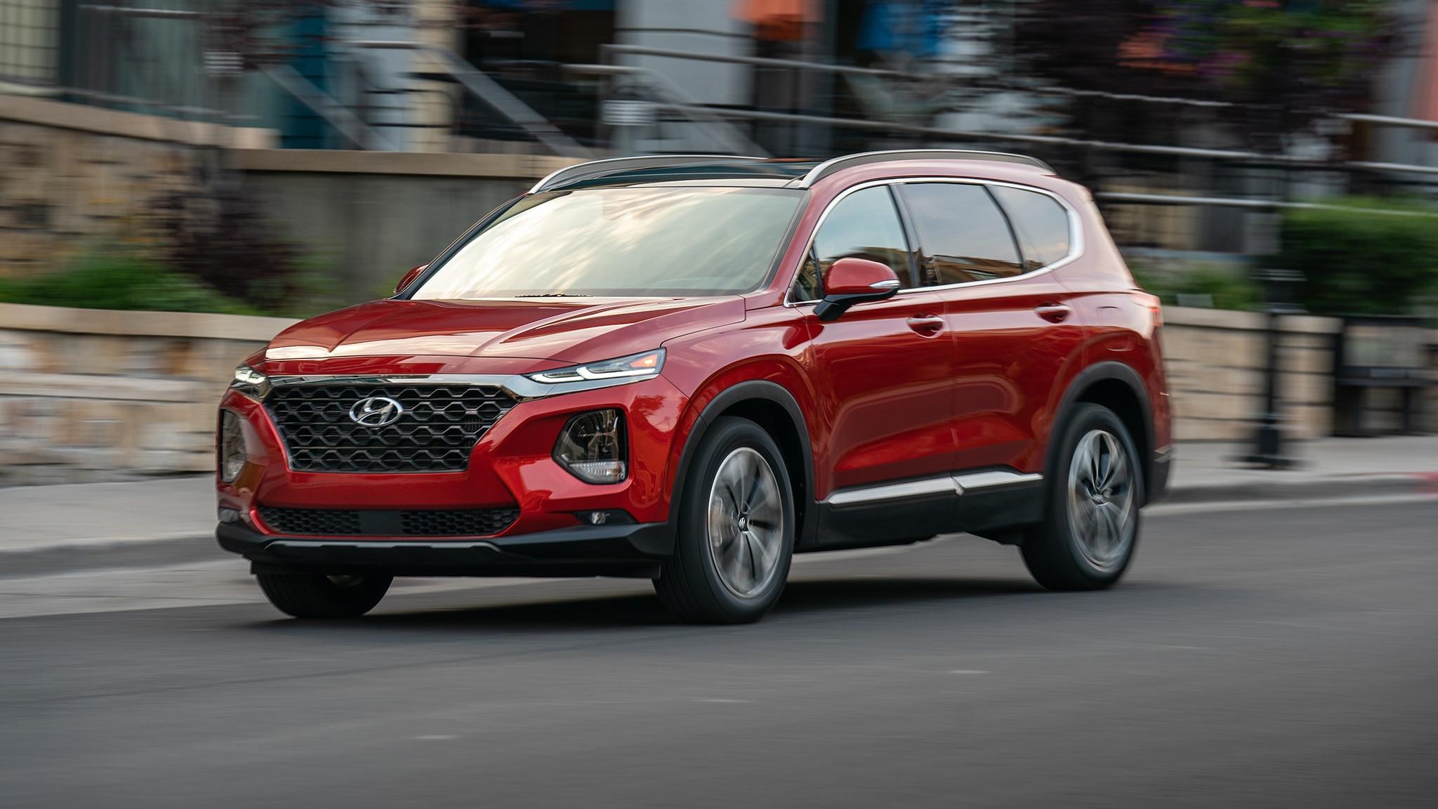 2019 Hyundai Santa Fe 29