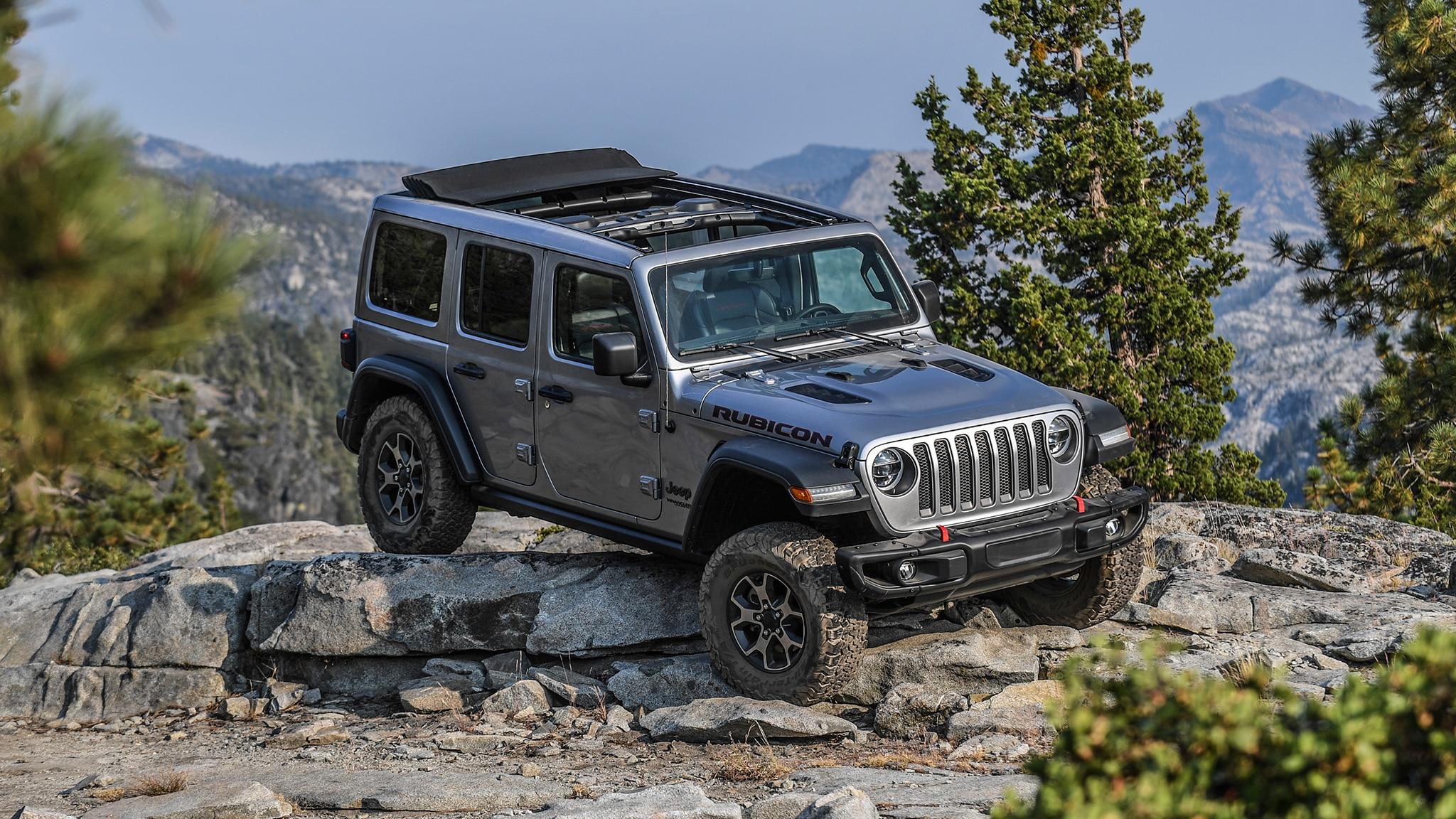 2018 Jeep Wrangler Rubicon 111