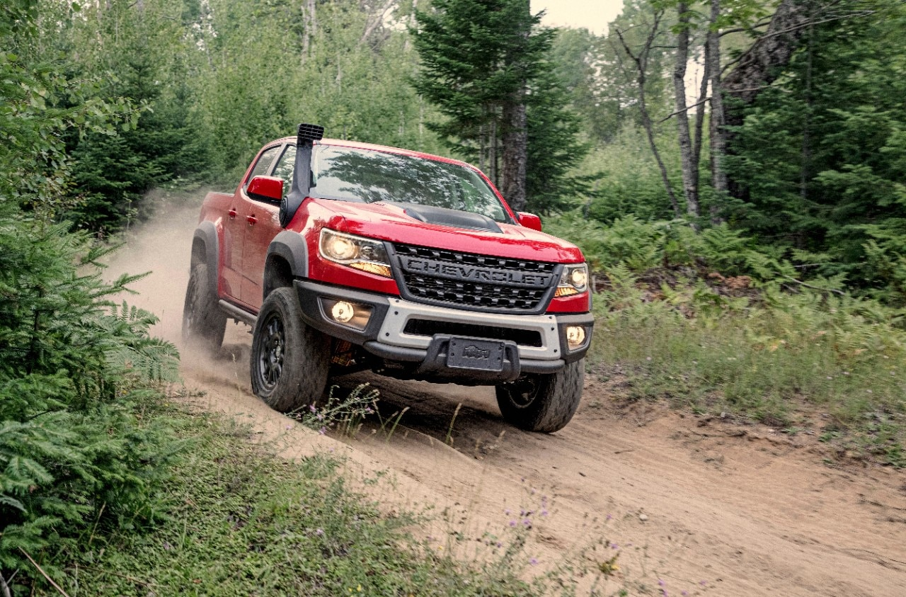 2019 Chevrolet Colorado ZR2 Bison 001