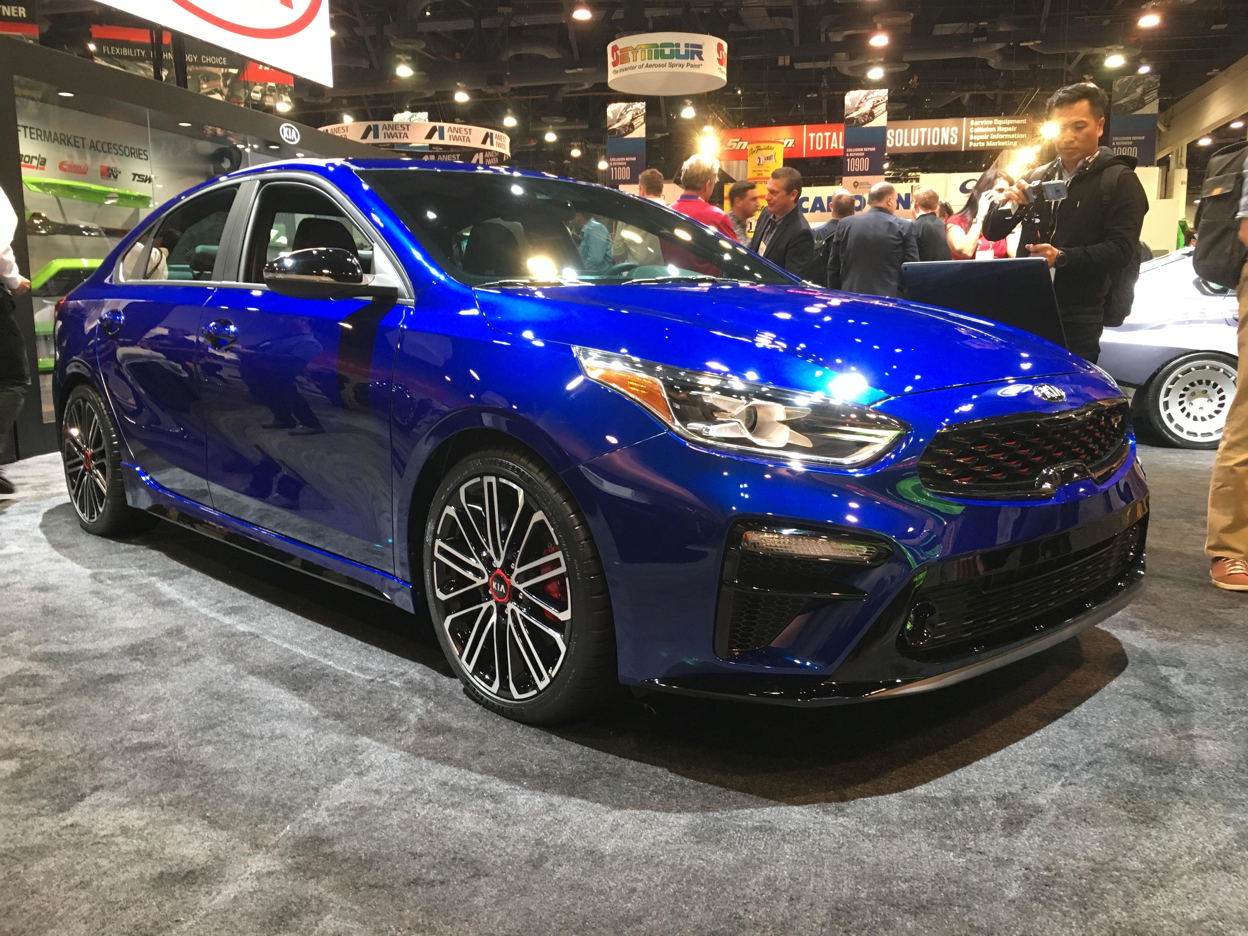 2020 Kia Forte GT 3