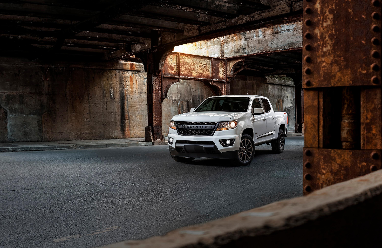 2019 Chevrolet Colorado RST 013