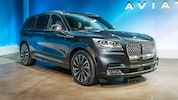 2020 Lincoln Aviator Dark Color