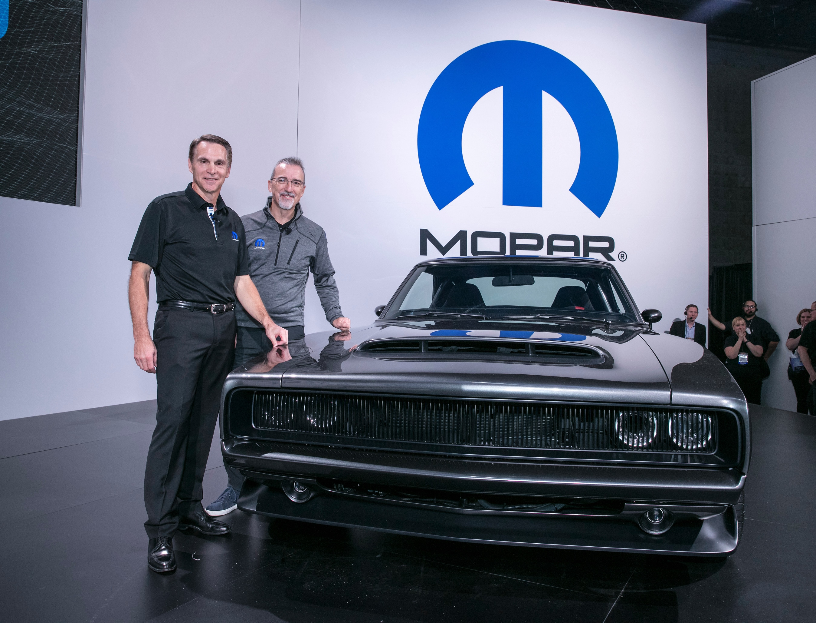 Mopar At SEMA 2