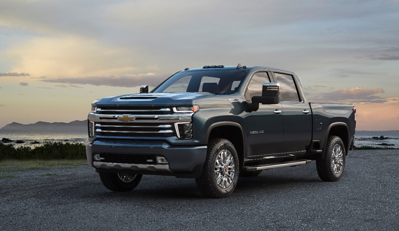 2020 Chevrolet Silverado 2500HD HighCountry 011
