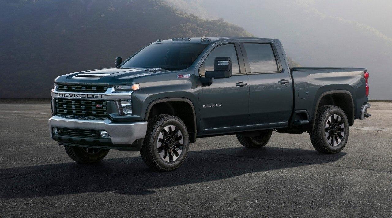 Chevrolet Silverado 2020 3