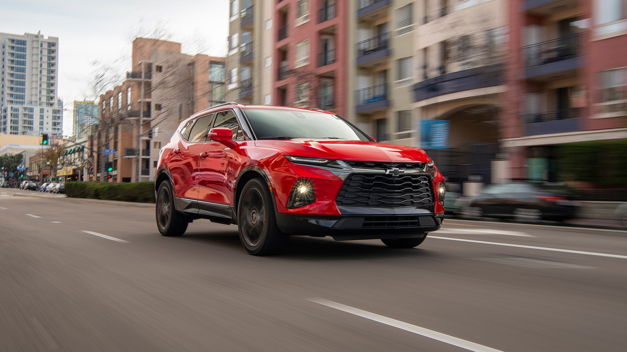 2019 Chevrolet Blazer RS 07