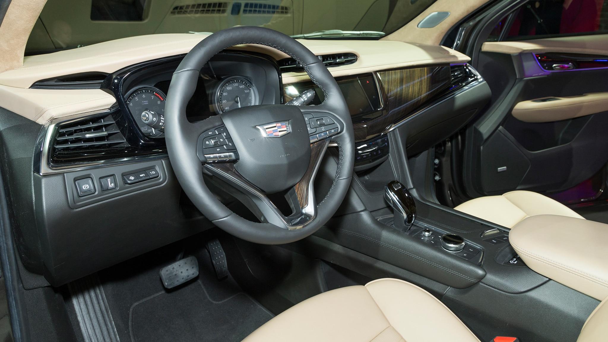 Cadillac XT6 2020: Primer Vistazo - Motor Trend en Español