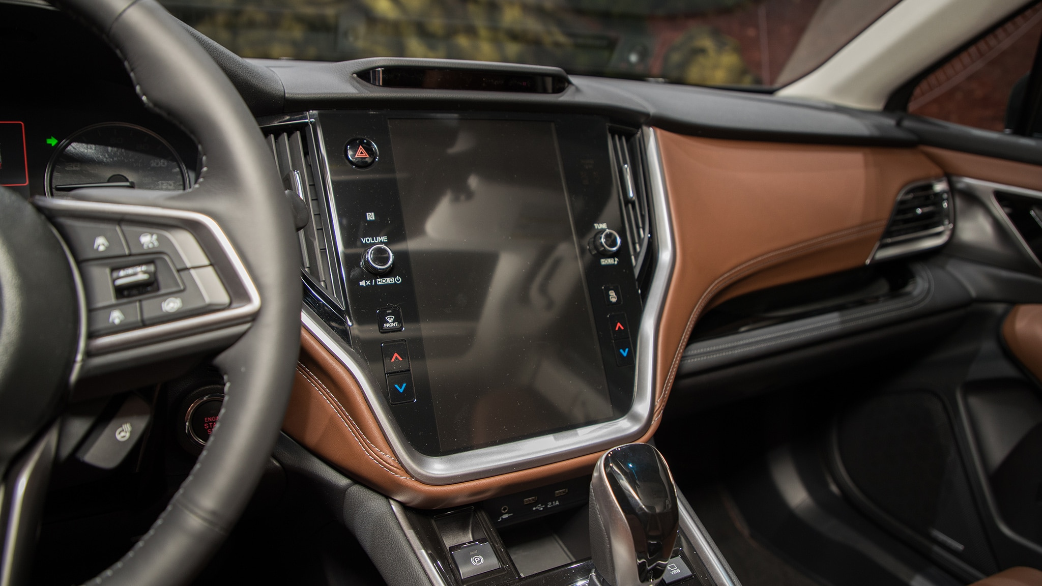 2020 Subaru Outback Interior Screen Motor Trend En Espanol