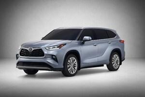 2020 Toyota Highlander 1