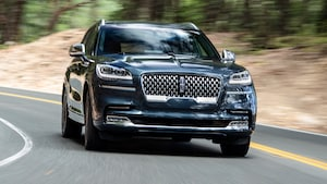 2020 Lincoln Aviator Grand Touring 49