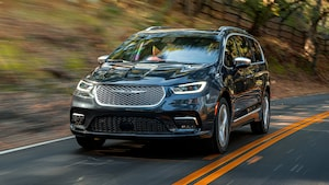2021 Chrysler Pacifica Pinnacle 19