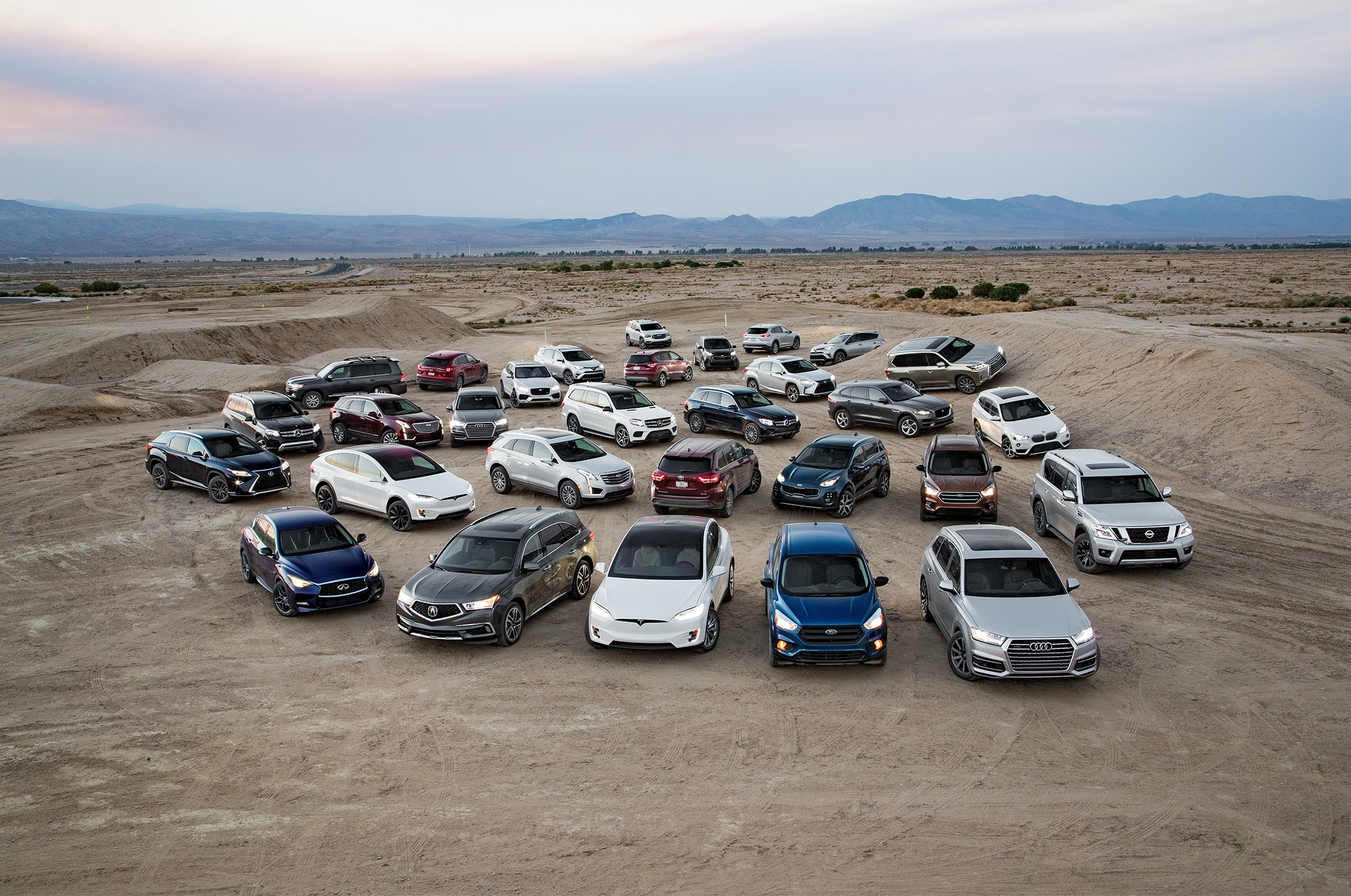 2017 Motor Trend SUV Of The Year Contenders And Finalists 03