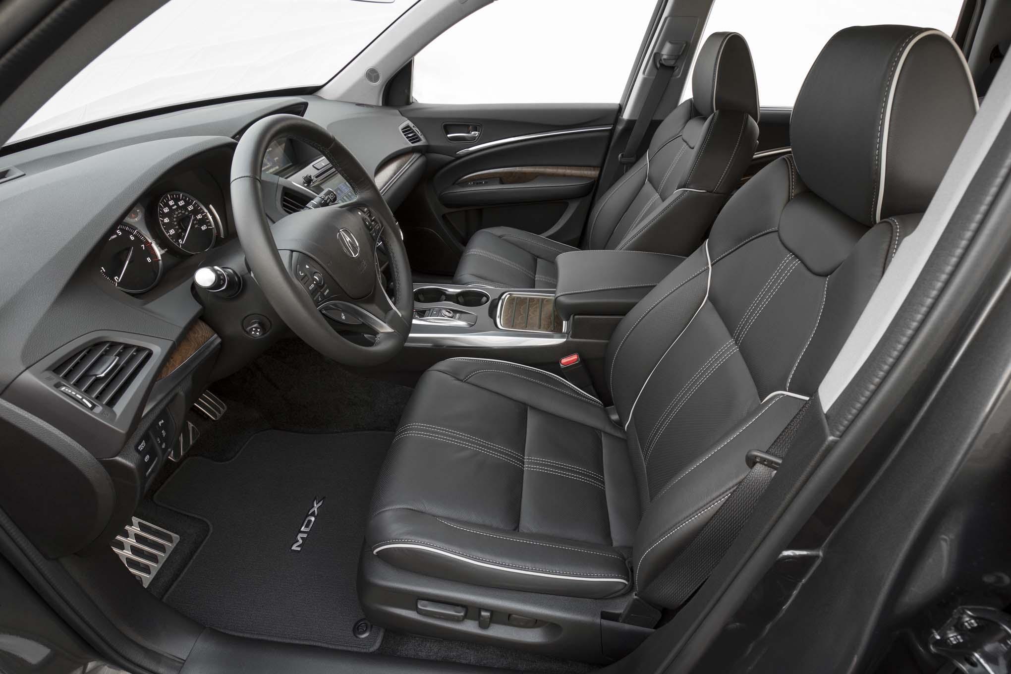 2017 Acura Mdx Hybrid Front Interior Seats 25 Julio Miguel Cortina
