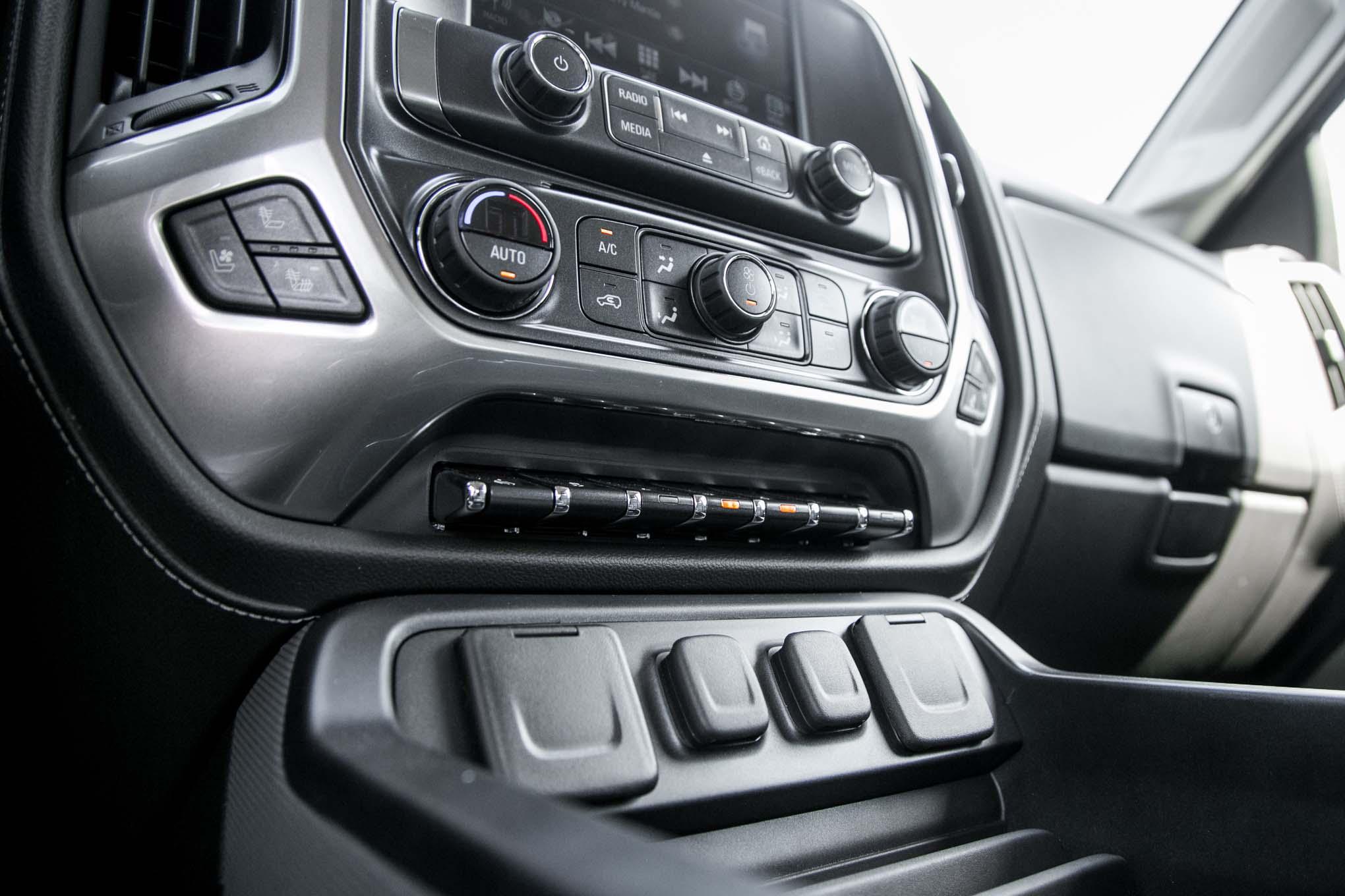 2017 Chevrolet Silverado 2500HD 4WD Z71 LTZ climate ...