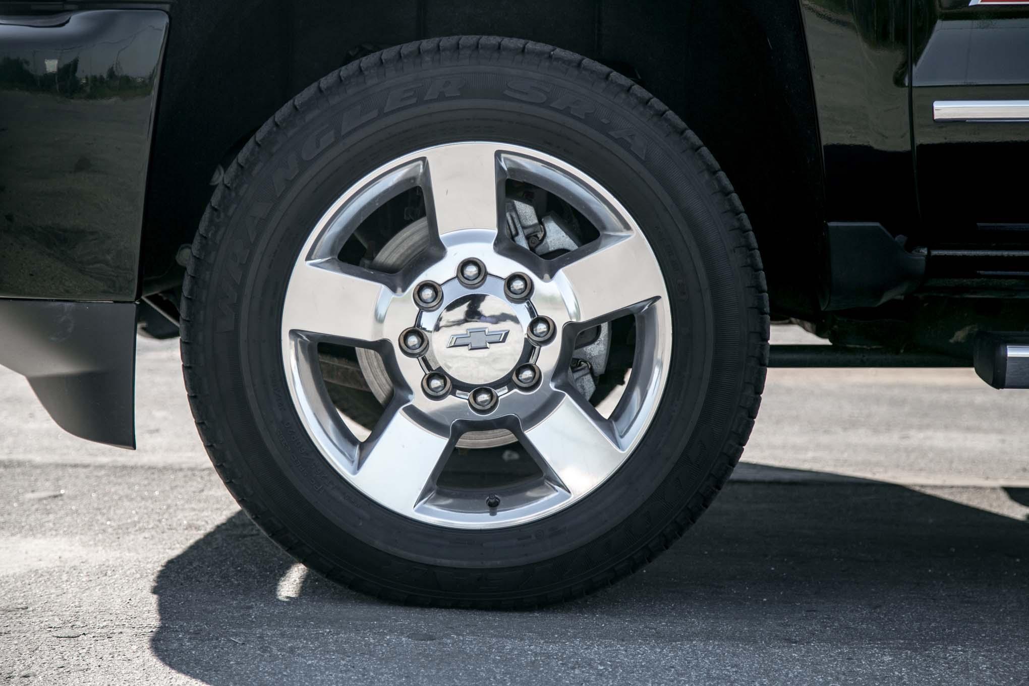 2017 Chevrolet Silverado 2500hd 4wd Z71 Ltz Wheels 1 Junio Miguel Cortina