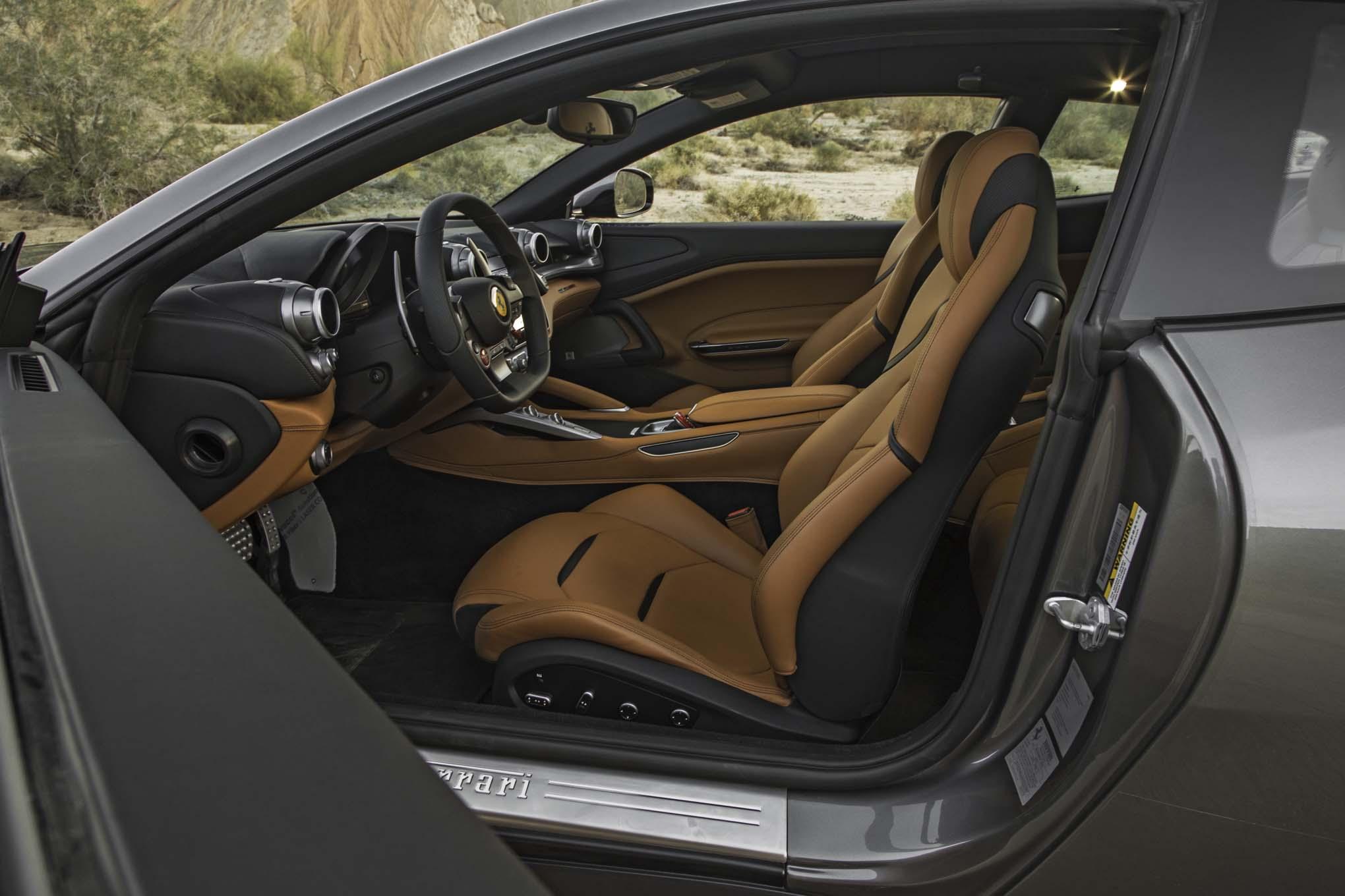 Ferrari Gtc Lusso Interior Car View Specs