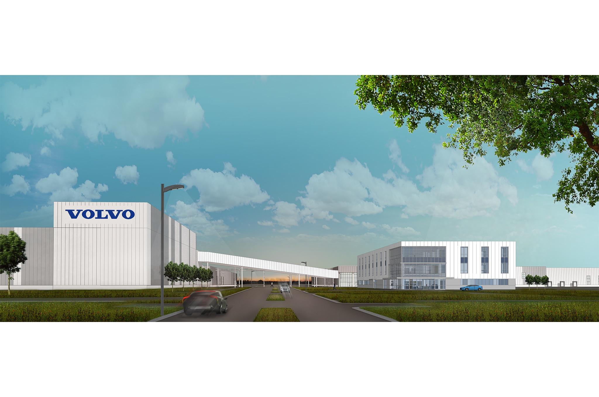 Volvo Project Thor South Carolina Plant 03