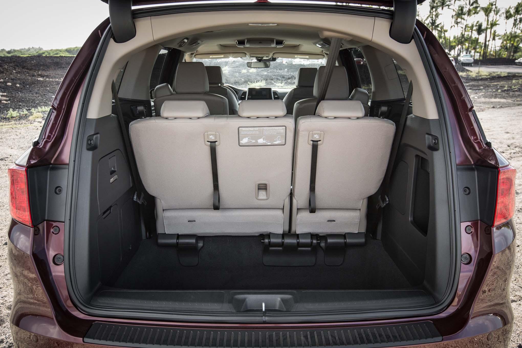 Honda Odyssey Cargo Space on 05 Dodge Durango Mpg