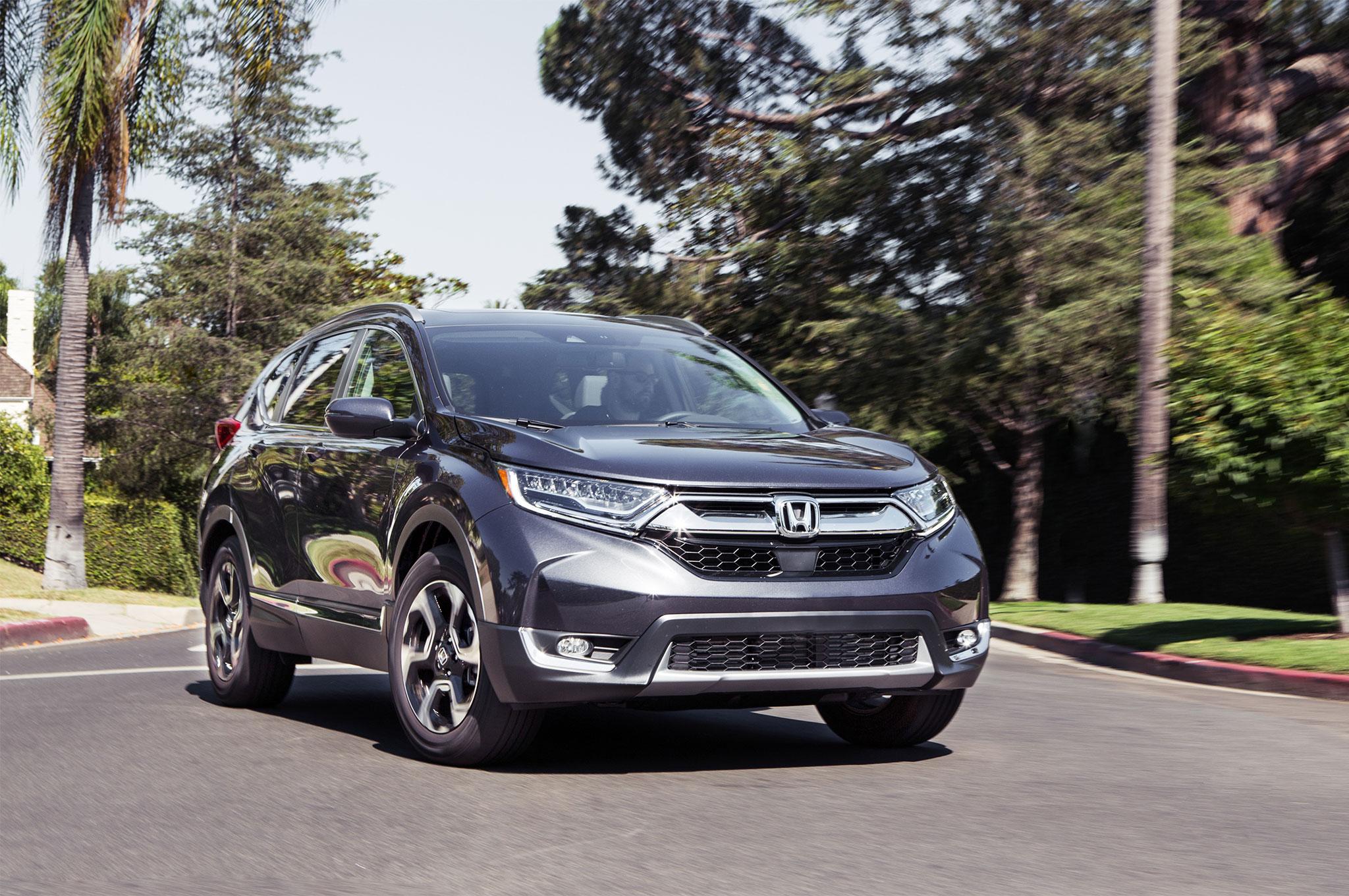Honda CR-V 2018 recibe ligero incremento en su precio ...