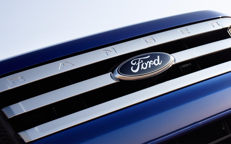 Ford Ranger Australian Front Grille