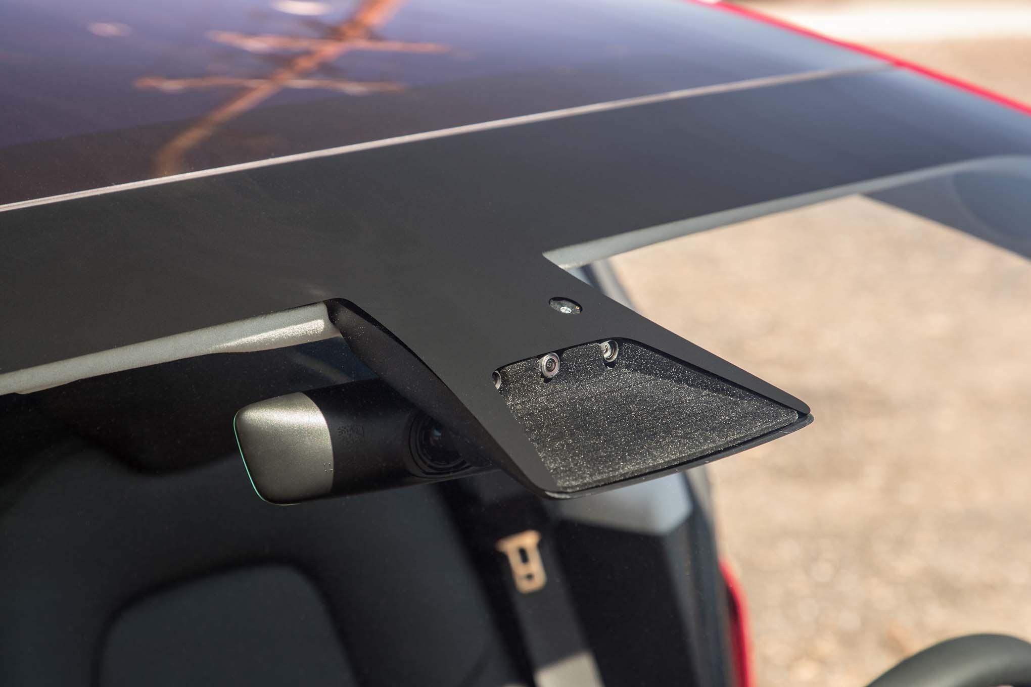 Tesla Model 3 Front Camera Motor Trend En Espa 241 Ol