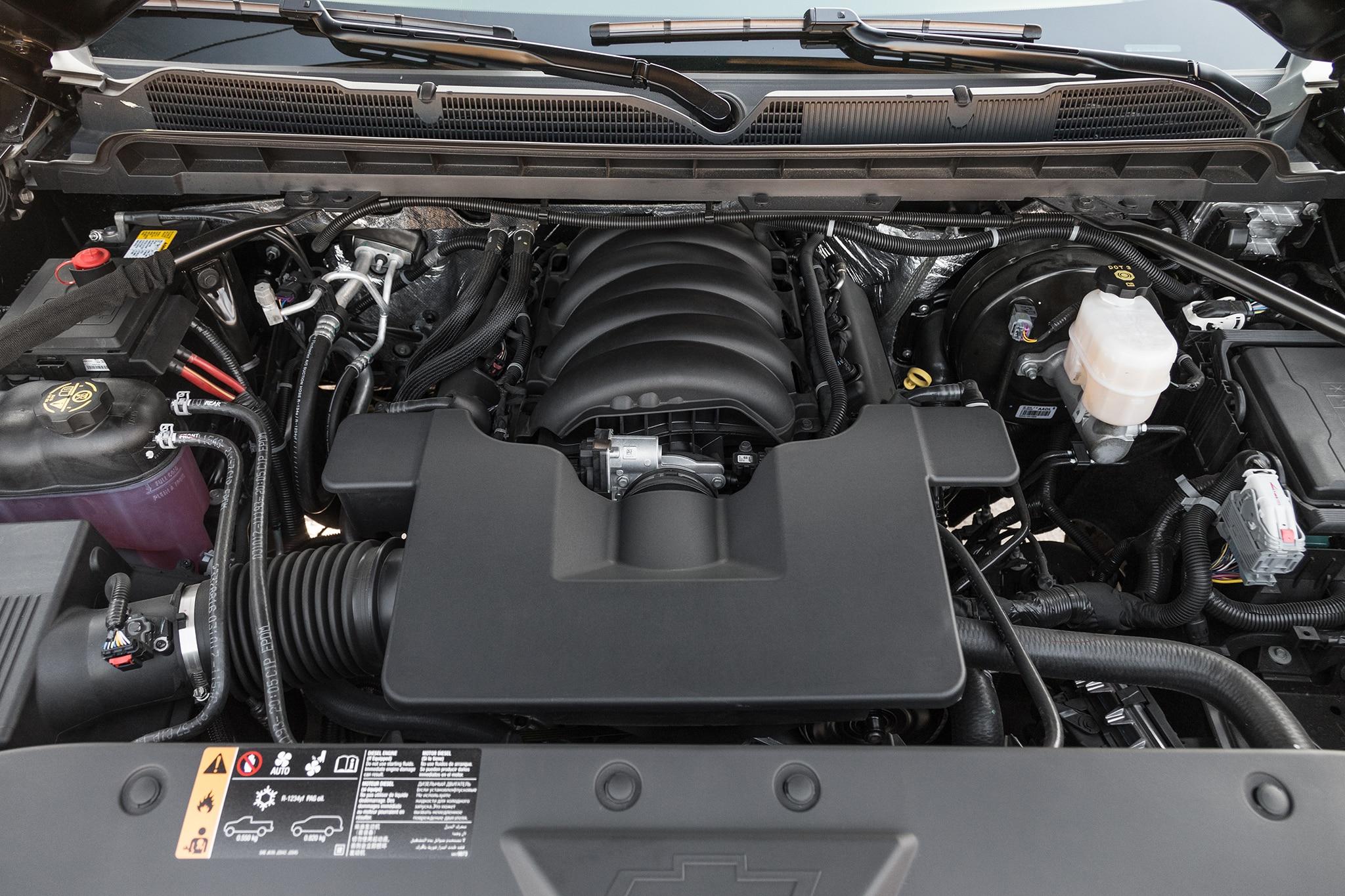 Chevrolet Silverado 1500 Z71 2017: Primera Prueba - Motor ...