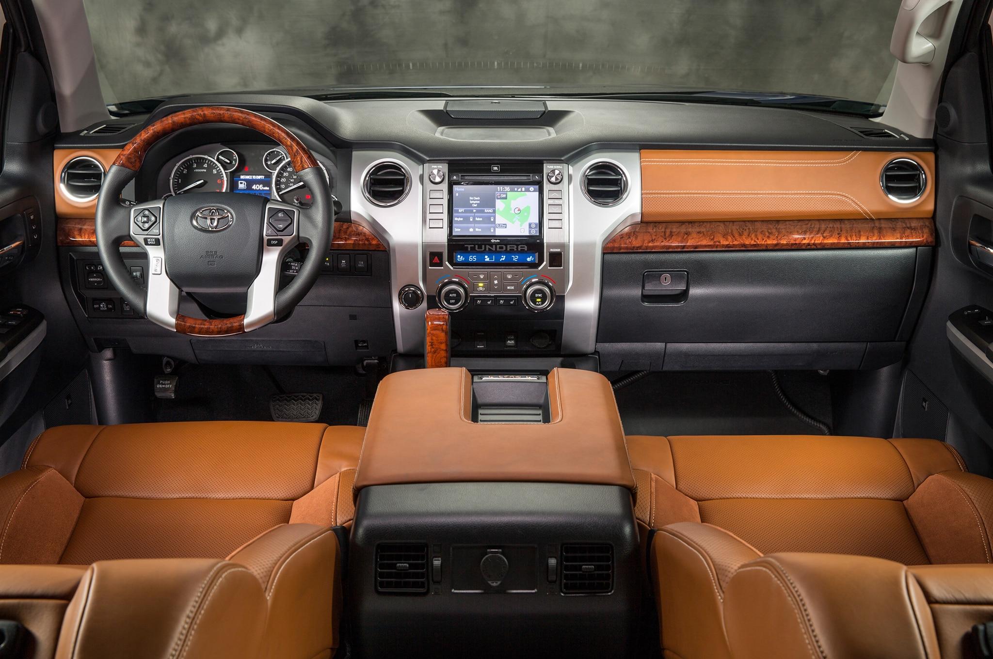 1794 Toyota Tundra >> Toyota Tundra 1794 Edition 4x4 2017: Primer Manejo - Motor ...