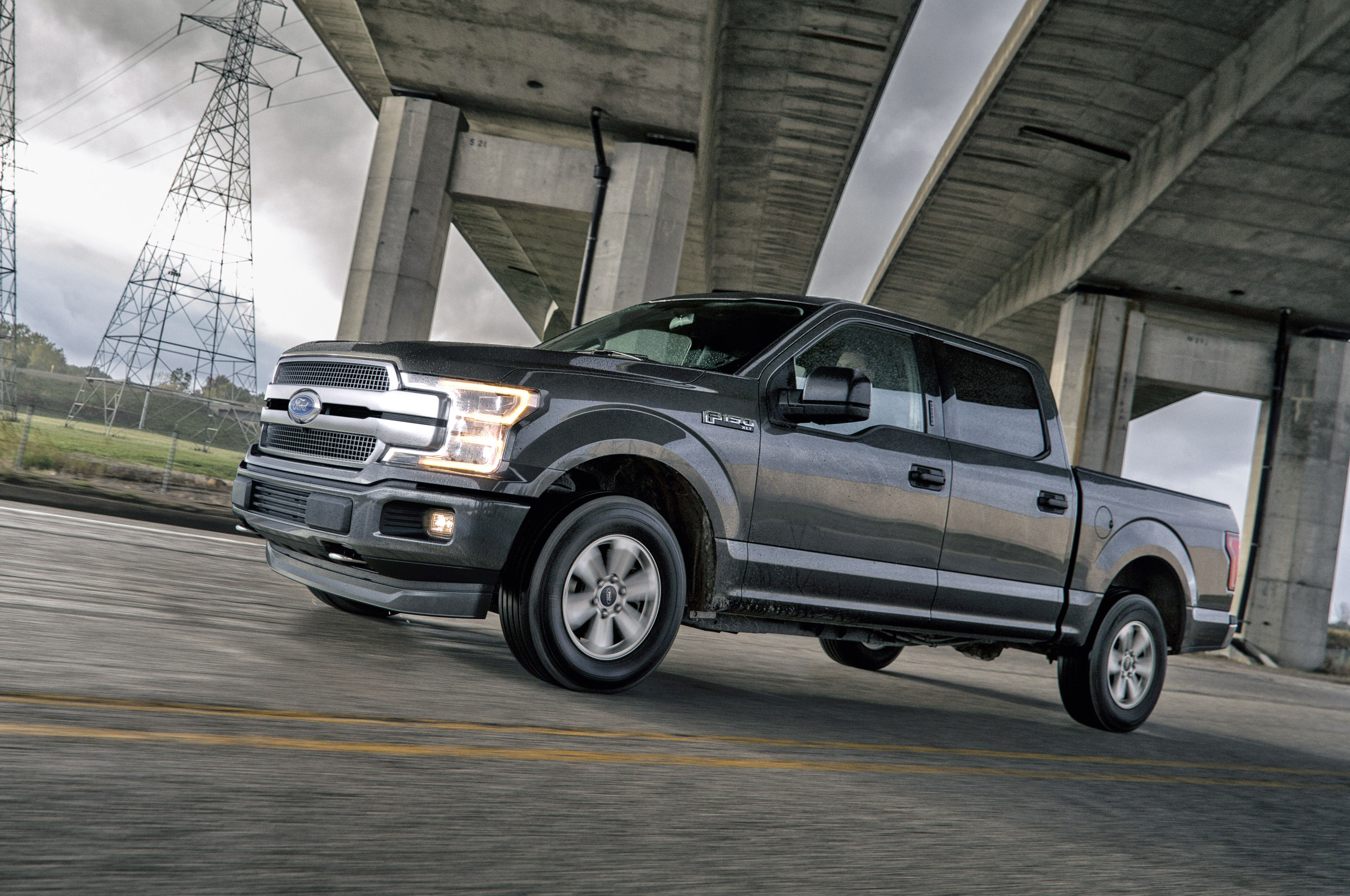 Ford F 150 2018 Mejora En Ahorro De Combustible Motor