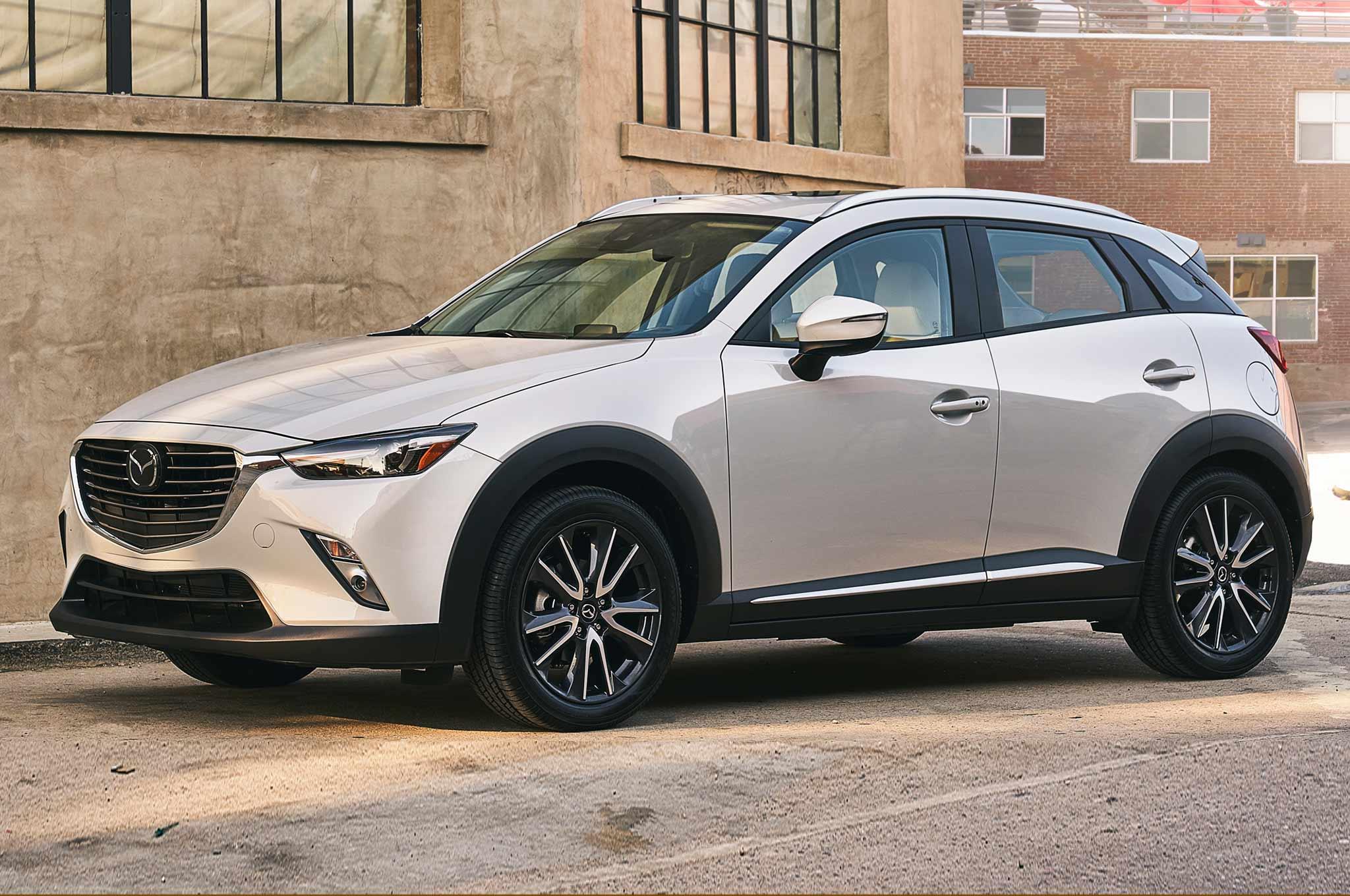 Mazda CX-3 2018 recibe algunas actualizaciones - Motor ...