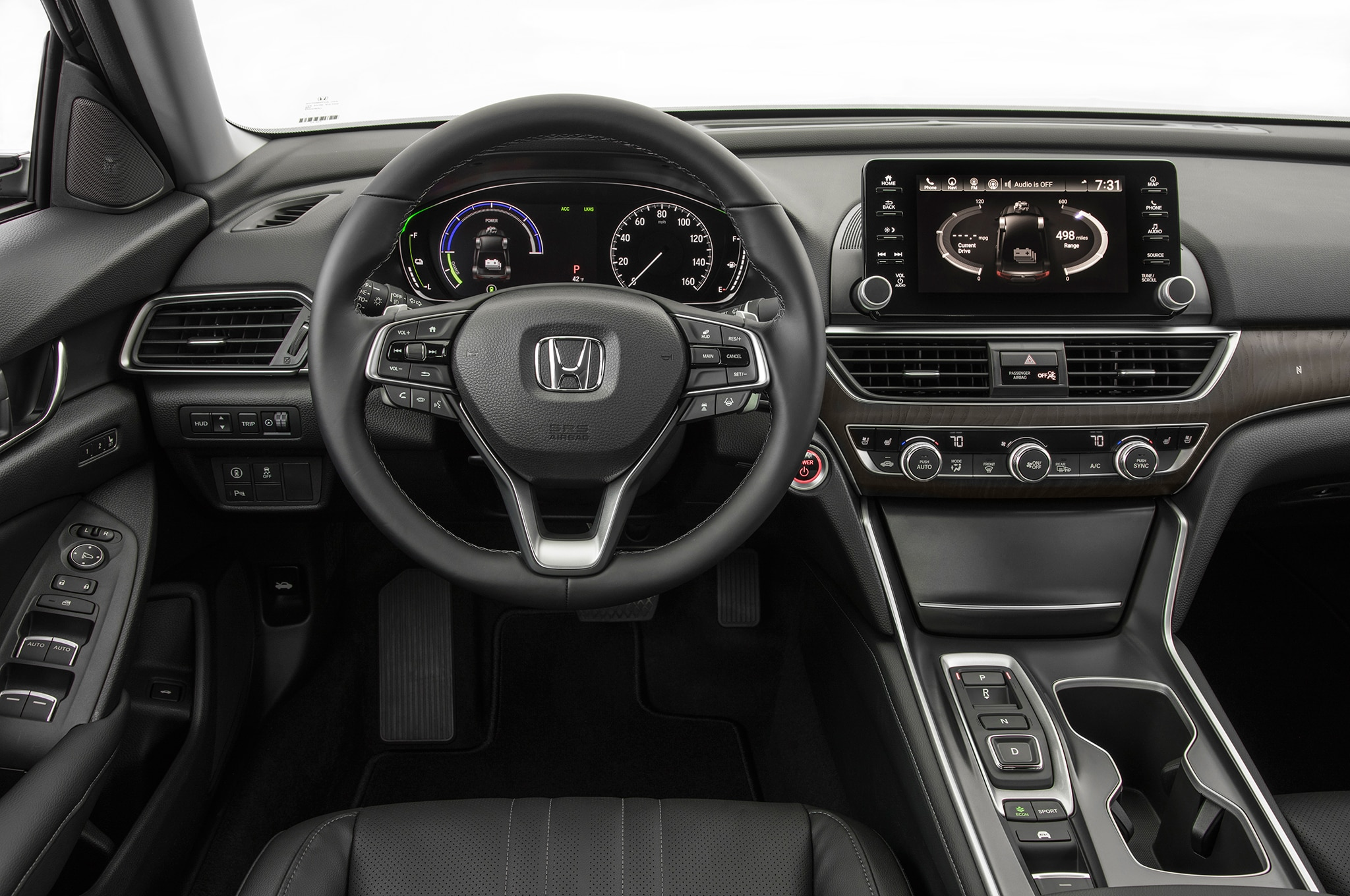 Honda Civic Hybrid Bateria >> Honda Accord 2018: Primera Prueba - Motor Trend en Español